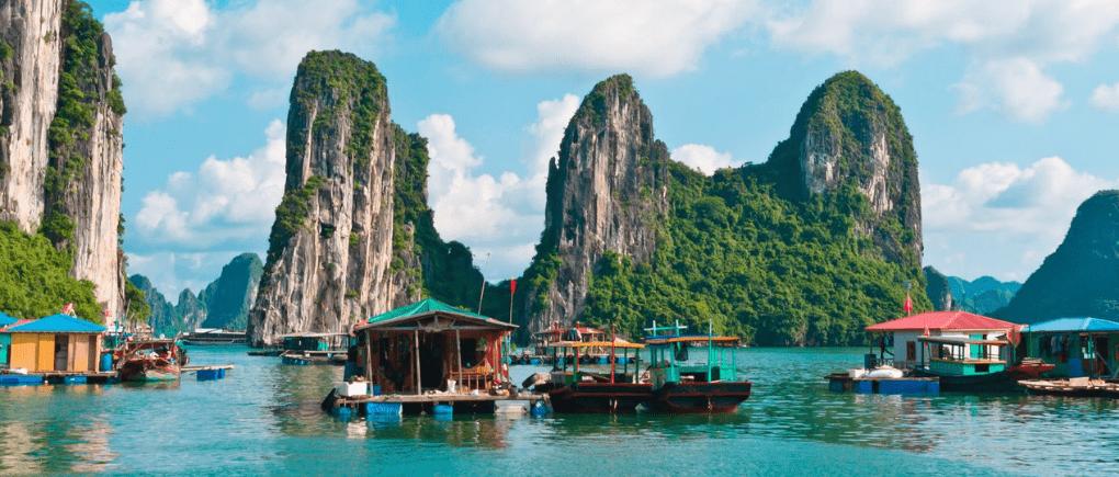 De vacaciones en Thailand