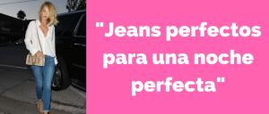 Jeans para la noche