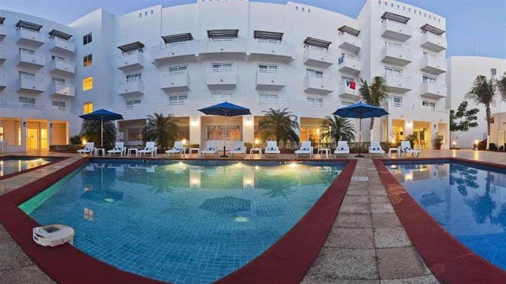 hoteles y vuelos de guadalajara a cancun