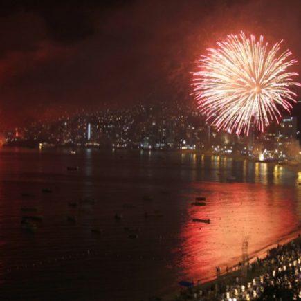 Vida nocturna en Acapulco