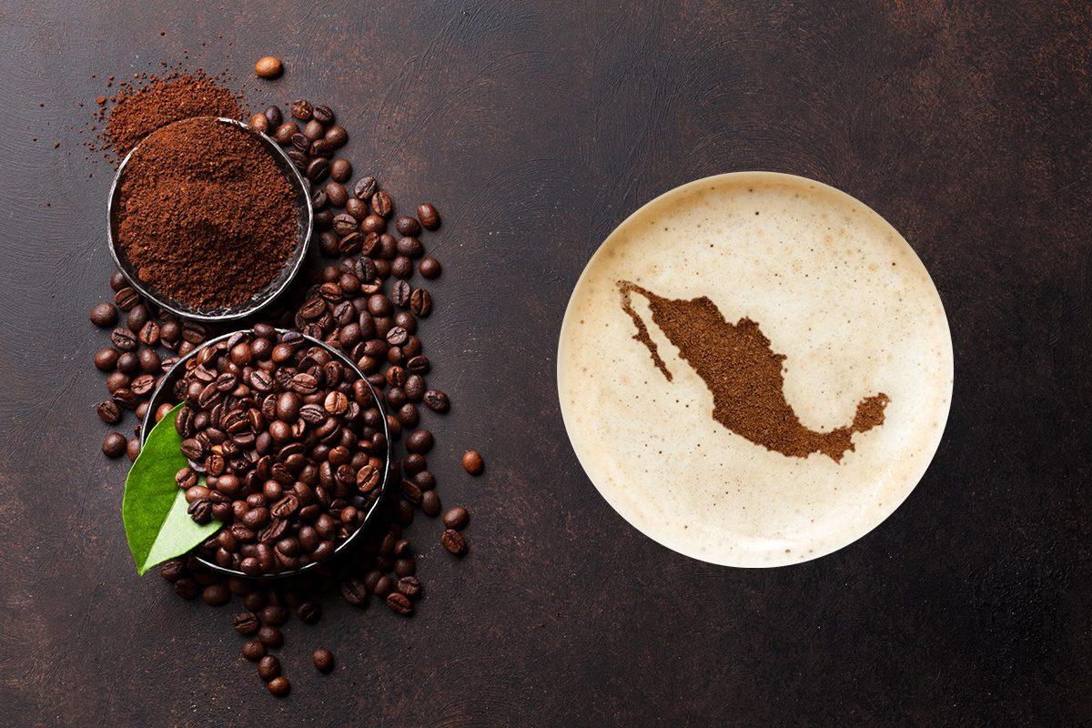 La ruta del Café en México