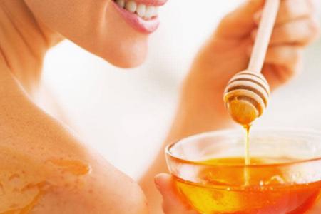 Miel para aliviar quemaduras