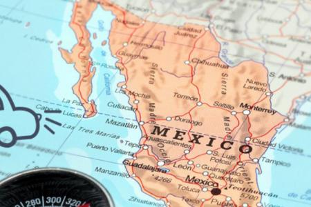 Viajando por México