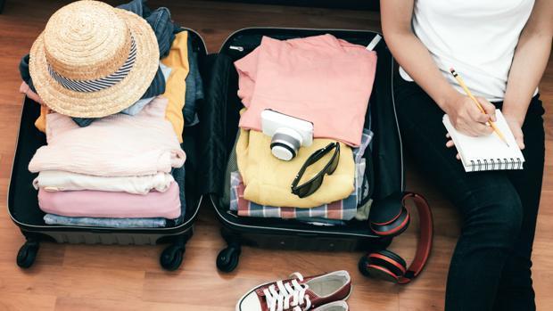 Cómo empacar una maleta