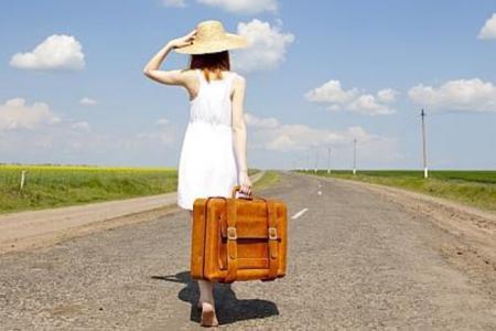Viajar sola por primera vez