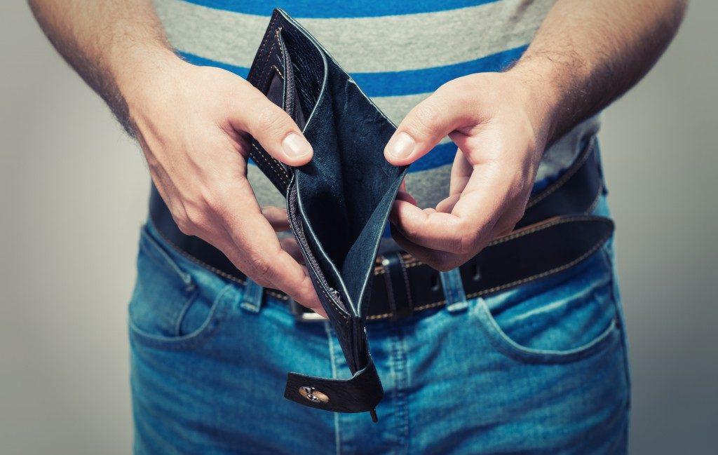 deudas sin pagar