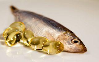 Suplementos de aceite de pescado
